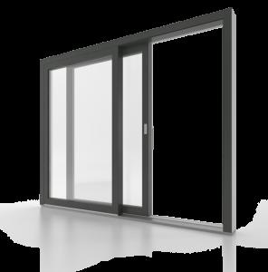 RJ Châssis - Une fenêtre sur le monde - Toutes les portes coulissantes