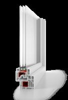 Rj Châssis - Fenêtre aluplast ideal 8000